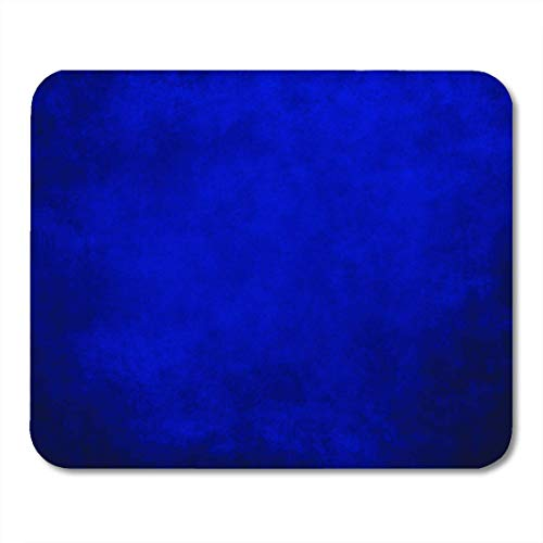 Mauspads Lila Lebendige Königsblau Schwarz Grenze Kühle Farbe Vintage Abstrakte Farbverlauf Wandfarbe Hell Mauspad Matten 9,5