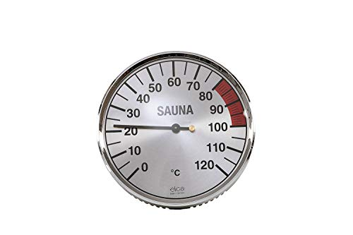 Sauna Hygrometer Thermometer