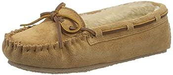 Minnetonka Women s Cally Slipper,Cinnamon,8 M US