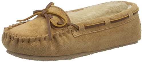 Minnetonka Women's Cally Slipper,Cinnamon,8 M US