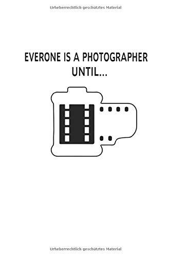 Diabetes Tagebuch: Fotograf Kamera Film Objektiv Zoom Party Geschenke Typ 1 & Typ 2, 120 Seiten, 59 Wochen, 6X9 (Ca. A5), Blutzuckertagebuch, Hypertonietagebuch