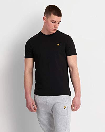 Lyle & Scott Herren Shirt schwarz XXL