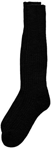 HJ Hall Herren Commando Socken, Navy, L