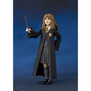 Bandai- Hermione Granger Harry Potter and The Phi, Multicolor (TAMASHII Nations BAS55134)
