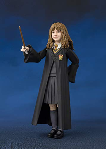 Bandai – Hermine Granger Harry Potter and The Phi, Mehrfarbig (Tamashii Nationations BAS55134)