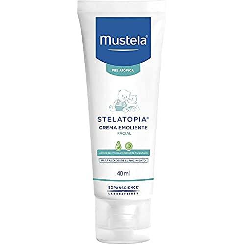 Mustela Le1572 Stelatopia Crema Viso - 40 ml