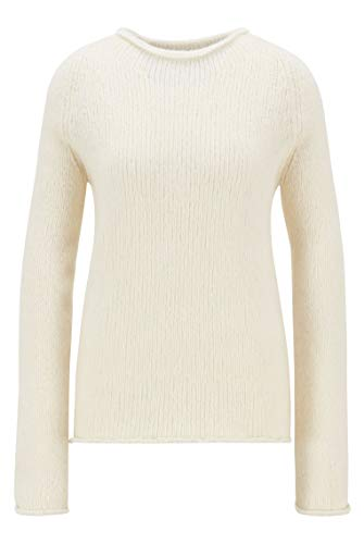 Boss C_ faycles Pullover, Open White118, M Donna