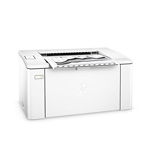 HP LaserJet Pro M102w Wireless Laser Printer, Works with Alexa (G3Q35A). Replaces HP P1102 Laser Printer, White