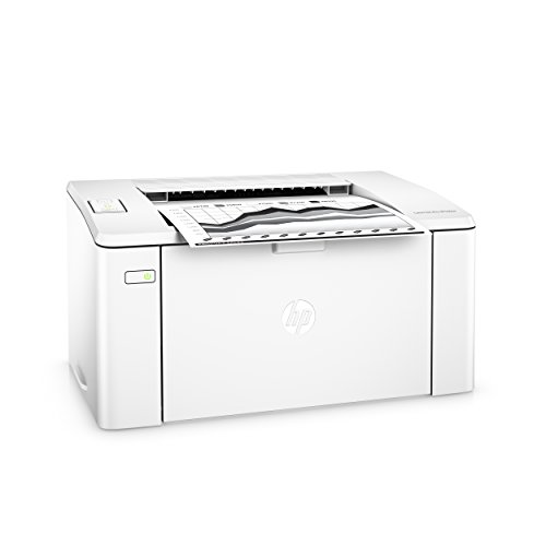 HP LaserJet Pro M102w Wireless Laser Printer, Works with Alexa (G3Q35A). Replaces HP P1102 Laser Printer, White