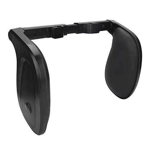 Uxsiya Komfortable, leichte, Bequeme Kopfstütze für die Kopfstütze des Autos zum Schutz des Halses für die Gesundheitsfürsorge für zusätzlichen Komfort
