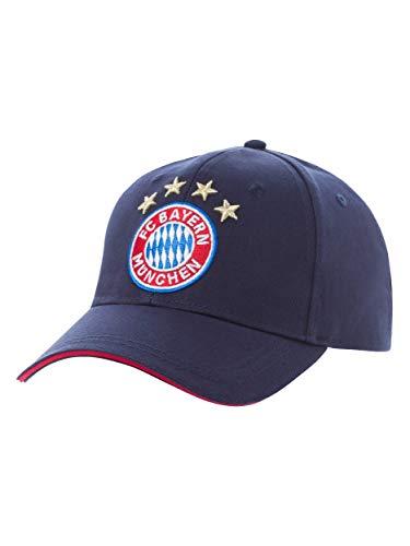 FC Bayern München Baseballcap Logo Navy
