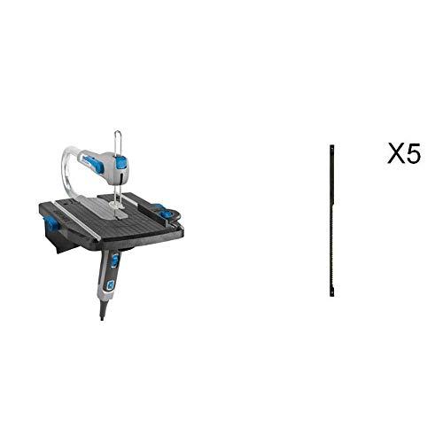Dremel Dekupiersäge MS20-1/5 (5 Zubehöre, 1 Vorsatzgerät, 70 Watt)+Dremel MS52 Moto-Saw Zubehör