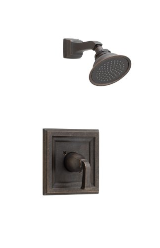 American Standard T555.521.224 Town Square Shower Trim Kit, Oil Rubbed Bronze