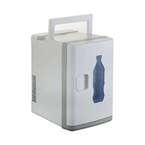 LQIQI Mini frigo Portatile Carino Silenzioso Mini Auto Silenzioso Mini Frigorifero A Buon Mercato con congelatore per Camera da Letto