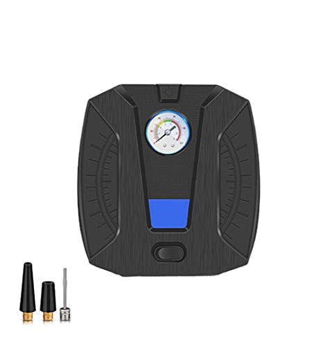 YOTG Bomba de compresor de Aire portátil, inflador de neumáticos Digital Coche...