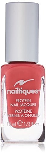 Nailtiques Protein Nail Lacquer for Unisex, 307 Monte Carlo, 0.33 Ounce