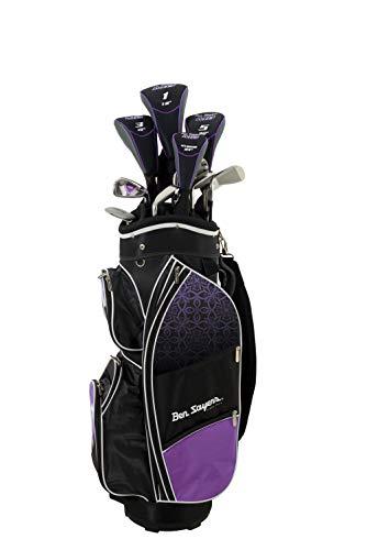 Ben Sayers M8 Golf Pakket voor dames, violet, één maat