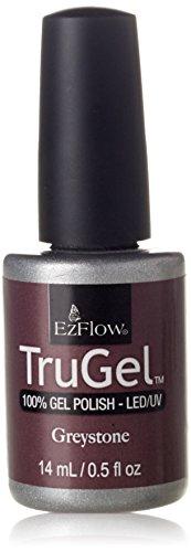 Ezflow Trugel Vernis à Ongles Greystone