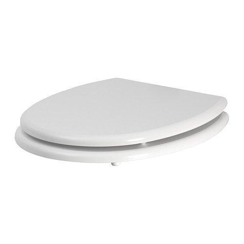Ikea KULLARNA - Toiletbril, wit - 150 cm