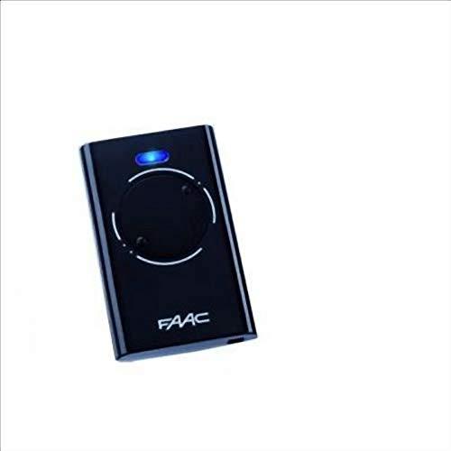 Trasmettitore FAAC XT2 868 SLH LR - Nero Codice: 7870091