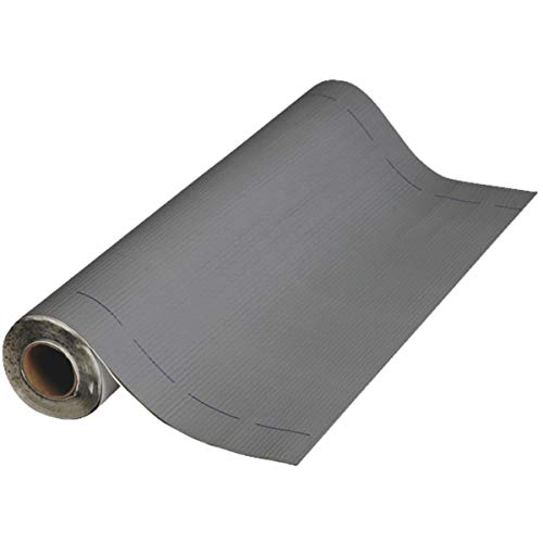 MFM Peel & Seal Self Stick Roll Roofing (1, 36in. Gray)