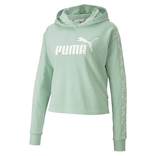 Puma Amplified Cropped Hoody TR Sudadera