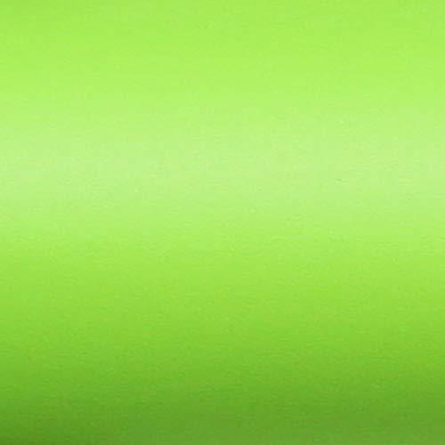 TipTopCarbon 5,64€/m² Möbelfolie Lind-Grün Matt Klebefolie 10m x 62cm selbstklebende Plotterfolie matte