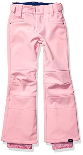 Roxy Snow Creek Girl Pant, Prism Pink, 14,XL