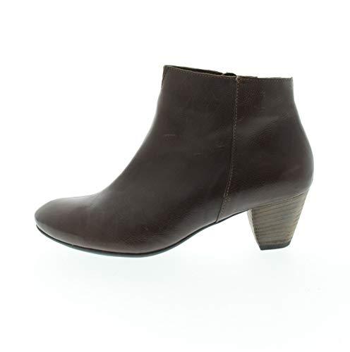 Think! Dames laarzen Fania espresso (bruin) glad leer 58595641