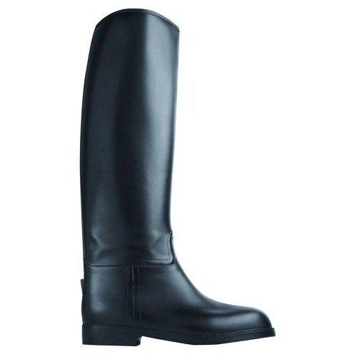 Reitstiefel PVC SWING Slush-Mould Schaftweite L schwarz Größe: 42 L