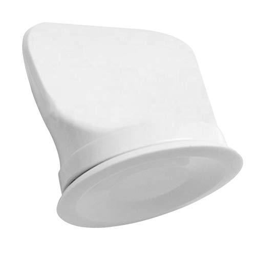 SuPVOX Dusch-Fußstütze für Rasierbadezimmer Fußstütze Kunststoff Dusche Fußstütze für Frauen Rasieren Beine
