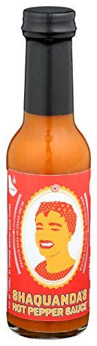 Shaquanda's Hot Pepper Sauce Hot Pepper Sauce, 5 FZ