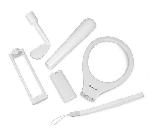 Wii - Zubehör-Set: 6 in 1 Sports Bundle [Gamexpert]