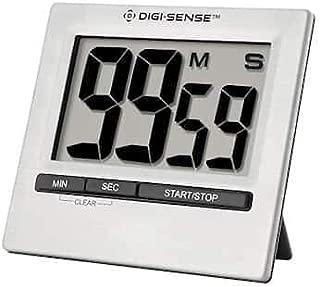 Digi-Sense Giant-Digit Countdown Digital Timer