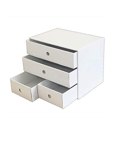 Aktemap, bureau, bureau, archiefkast, archiefkast, 3-laags archiefkast, A4-datakabinet