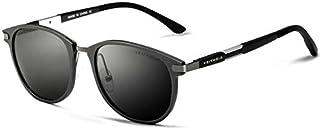 نظارات شمسية من فيثديا باطار اسود 6680