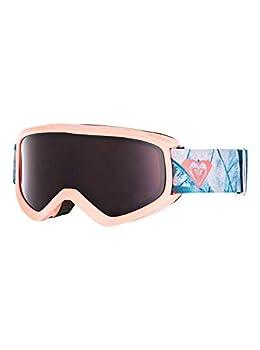 Roxy Day Dream Womens Snow Goggles One Size Ocean Depths Beauvallon Bay ~ Vermillion