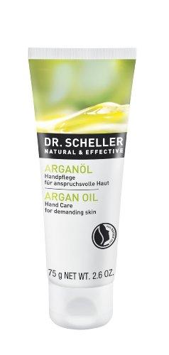 Dr. Scheller Arganöl und Amaranth Handpflege für anspruchsvole Haut, 3er Pack (3 x 75 ml)