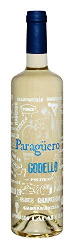 Vino Godello PARAGÜERO - Vino blanco D.O. Valdeorras - Producto Gourmet