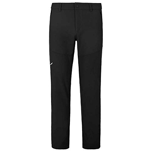 SALEWA Dolomia, Pantaloni Lunghi Uomo, Black out, 48/M