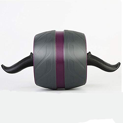 Ab Abdominal Roller mit extra dicken Knieschützern - Ab Roller Fitnessgeräte sind für Menschen geeignet, die Muskel- und Fettverbrennung benötigen