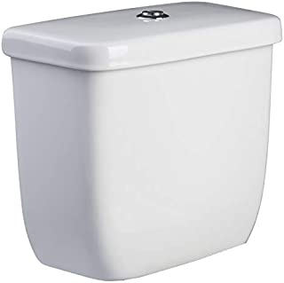PROFLO PF9312PWH Amador 1.1/1.6 GPF Dual Flush Push Button Toilet Tank Only
