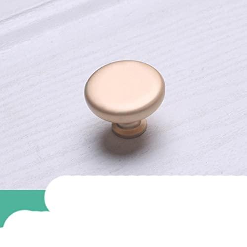 Luz moderna de lujo gris manija de la puerta armario manija de la puerta del armario zapatero cajón de un solo orificio manija dorada alargada-China, 641-oro cepillado