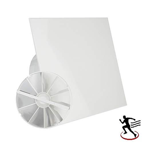 Grille ventilation ronde PVC blanc 175mm avec ressorts pour tube de 125 /à 160mm Grille de ventilation PVC