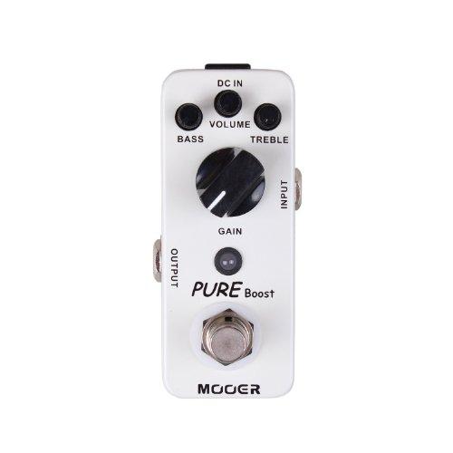 Mooer PURE BOOST - Pedal de efectos 🔥