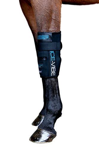 Horseware Ice Vibe für das Vorderfußwurzelgelenk / Knee Wrap, Groesse:Warmblut (L)