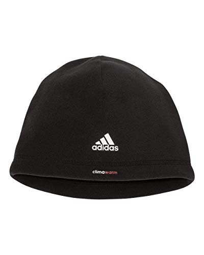adidas Mens Climawarm Fleece Beanie (A645) -Black -One Size - http://coolthings.us