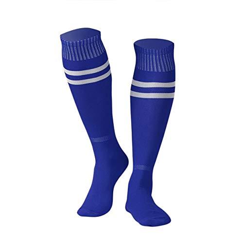 YUIO 1 Paar Sportsocken Knie Legging Strümpfe Fußball Baseball Fußball Over Knee Knöchel Männer Frauen Socken