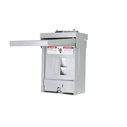 Siemens W0204ML1060U 60 Amp Outdoor Circuit Breaker Enclosure