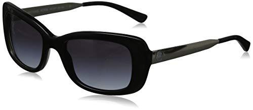 Michael Kors Seville 316311 51 Gafas de sol, Negro (Black/Light Grey Gradient), Mujer